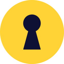 nyckelhål_gul
